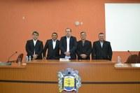 Câmara Municipal de Ipiguá elege nova Mesa Diretora