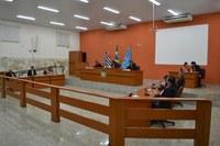 Resumo da 18ª sessão extraordinária da Câmara Municipal de Ipiguá